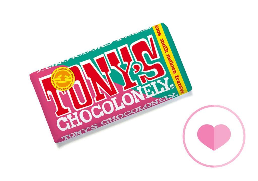 Er is een nieuwe Tony's Chocolonely zomersmaak!