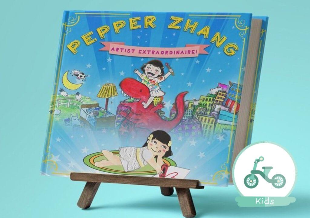 Vader maakt kinderboek voor zijn dochtertje 'die niet Chinees wil zijn'
