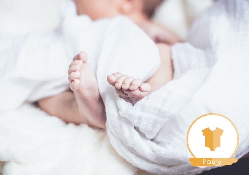 Populairste babynamen eerste kwartaal 2017