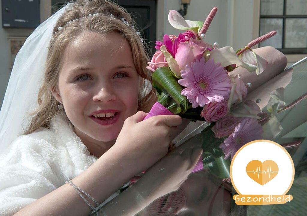 Beat Batten; de 9-jarige Daphne trouwt haar Yusuf.