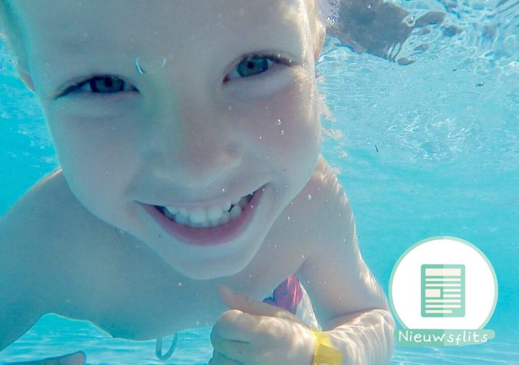 De zwemkwaliteit van kinderen gaat achteruit