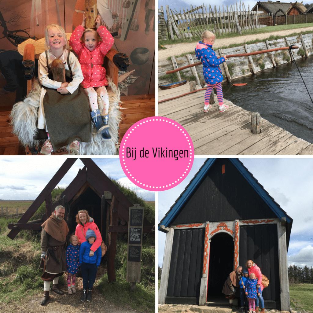 Op bezoek bij de Vikingen