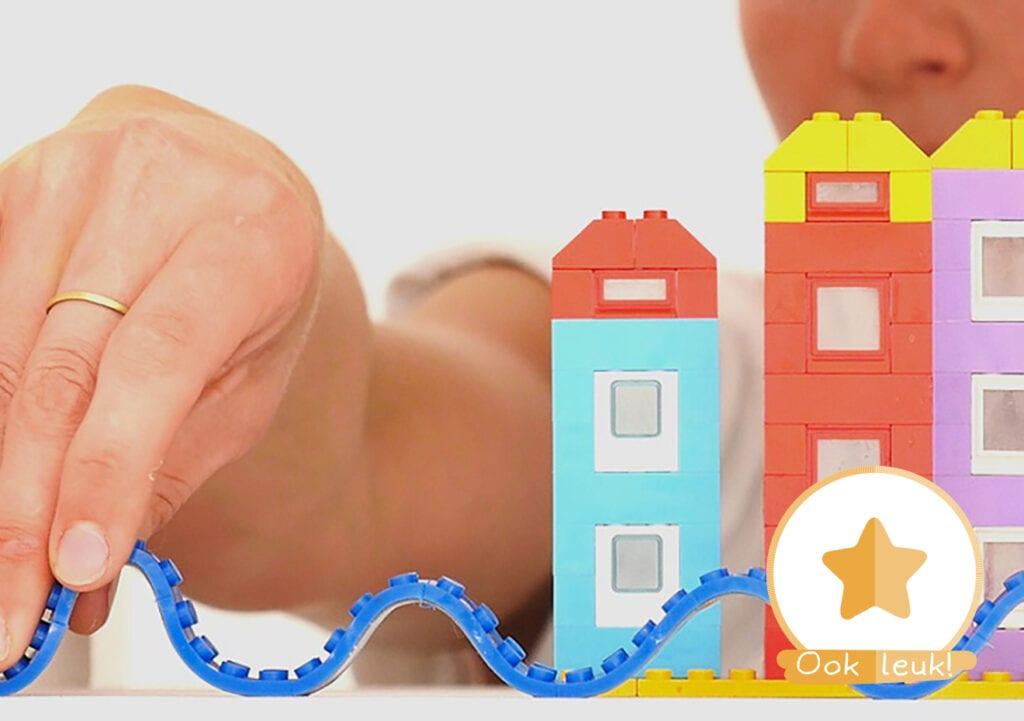 Dit is de leukste tape voor kinderen die fan zijn van Lego®