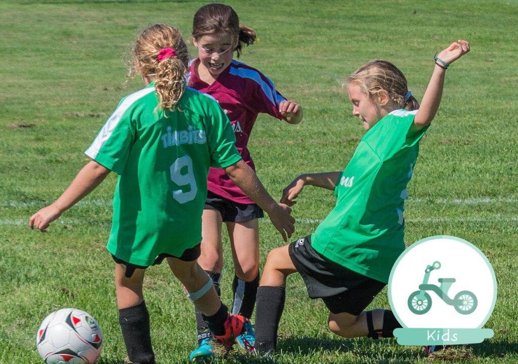 Mili(8) wordt aangezien als jongetje en haar voetbalteam mag niet meer meedoen