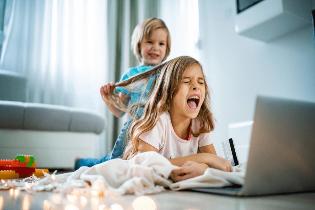 Wetenschappelijk bewezen: Het tweede kind is het meest irritant