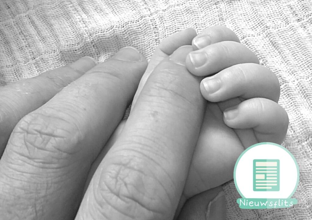 Ongeboren babytje redt zichzelf en zijn moeder