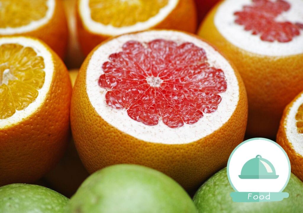 Citrusvruchten kunnen de werking van de pil verminderen