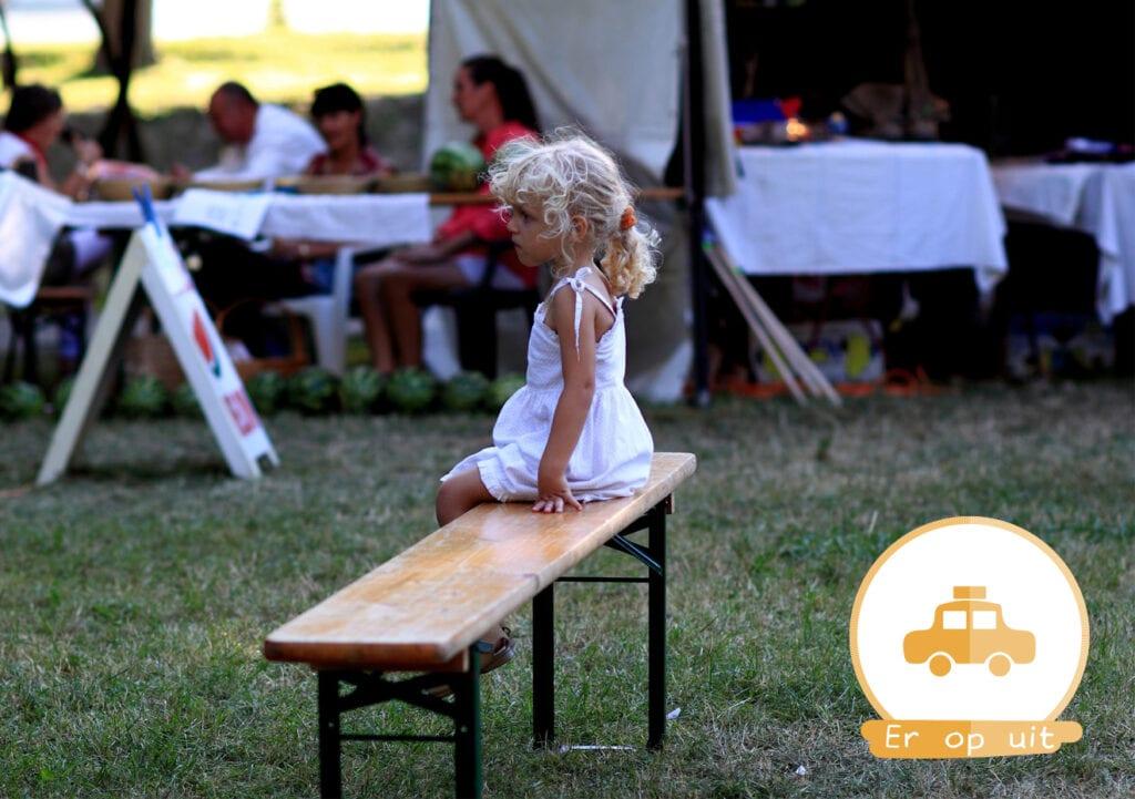 Deze zomerfestivals zijn kidsproof!