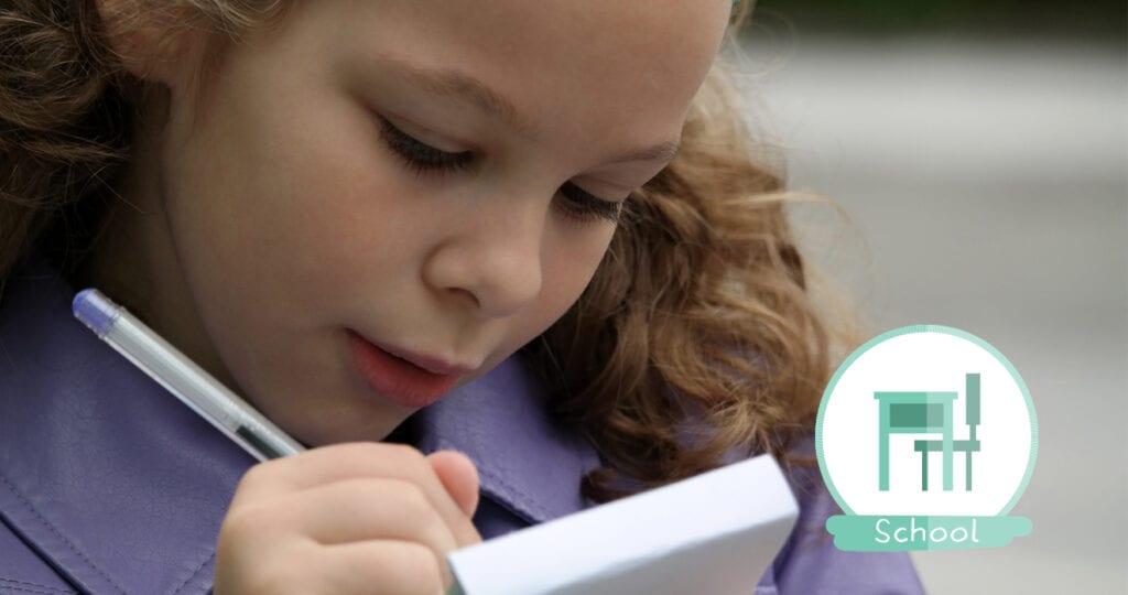 Steeds meer kinderen hebben moeite met schrijven