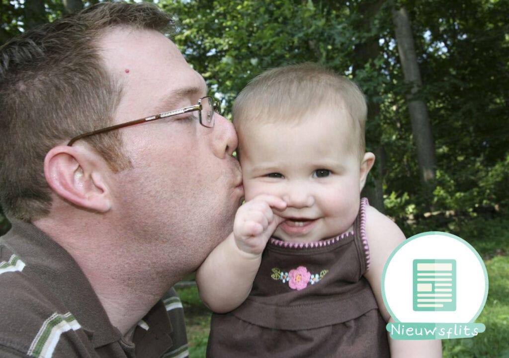ING biedt kersverse papa's vaderschapsverlof