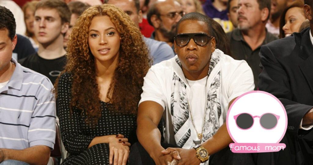 De tweeling van Beyoncé en Jay-Z heeft 43 man personeel!