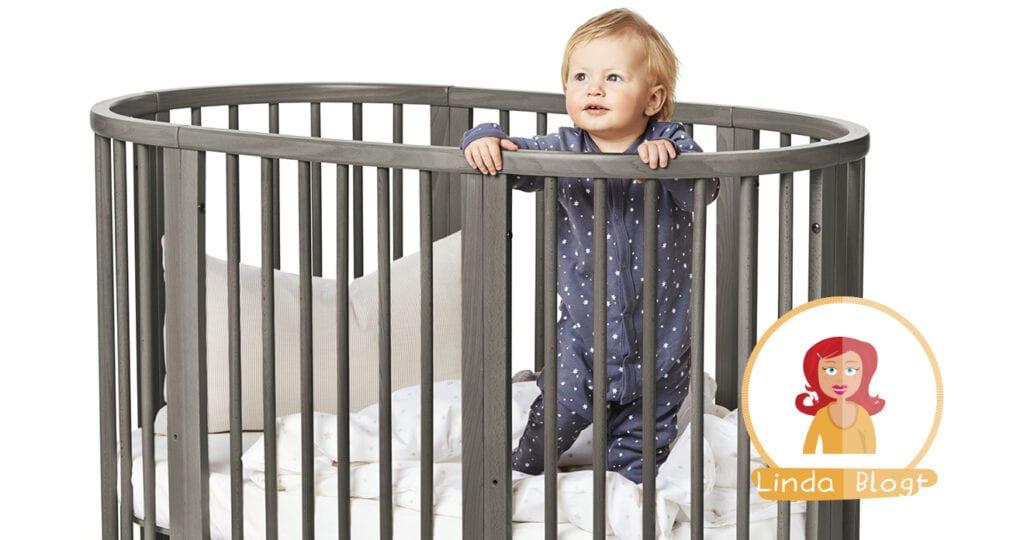 Hét meegroeiende bedje van baby tot tiener