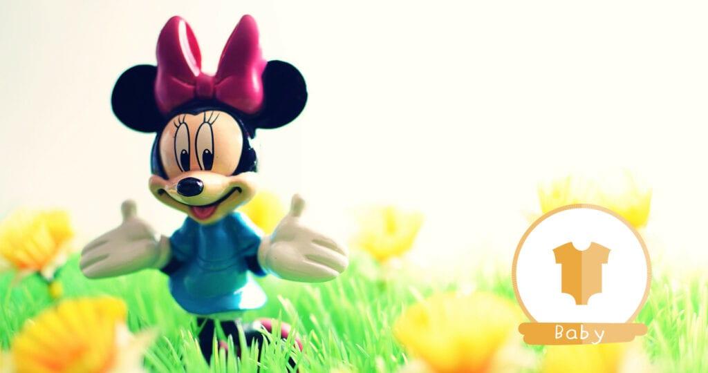 Deze babyportretten van Disney prinsesjes laten je eierstokken rammelen