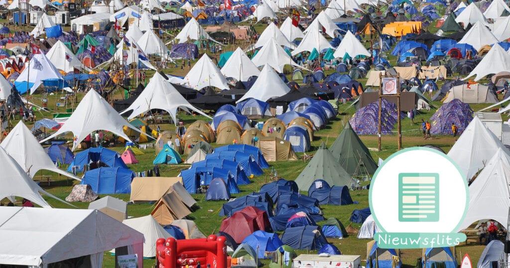 Het zal je maar overkomen: bevallen op een technofestival