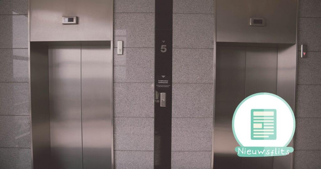 Spaanse vrouw onthoofd vlak na bevalling door lift
