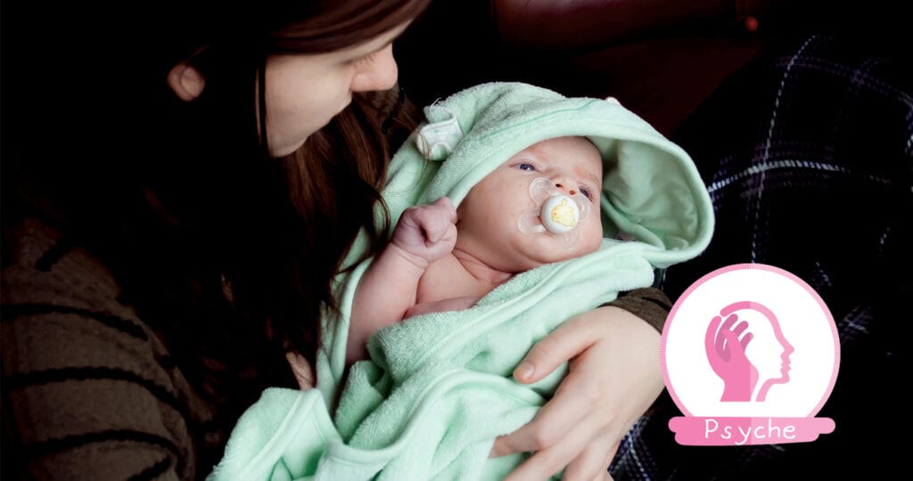 Waarom de periode na de bevalling zo overweldigend is