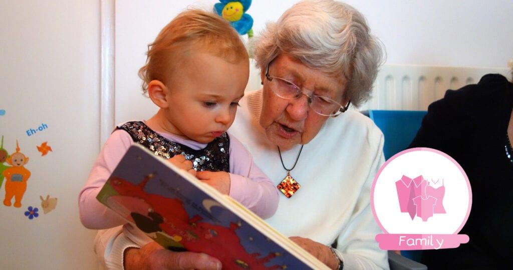 Steeds meer overbelaste oma's door oppassen op kleinkinderen