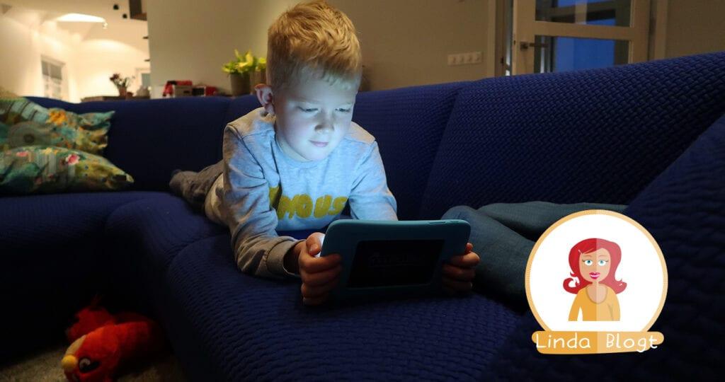 Aanrader voor ouders en kids: Kidsproof tablet Kurio Tab Advance