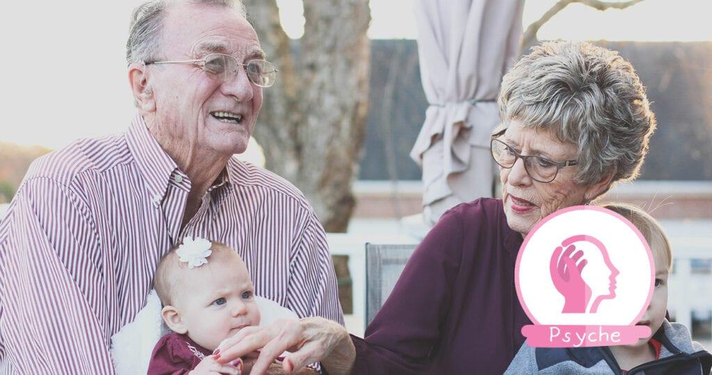 Tijd doorbrengen met grootouders is ook goed voor kinderen!