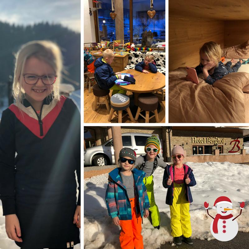 Accommodatie wintersport met kinderen
