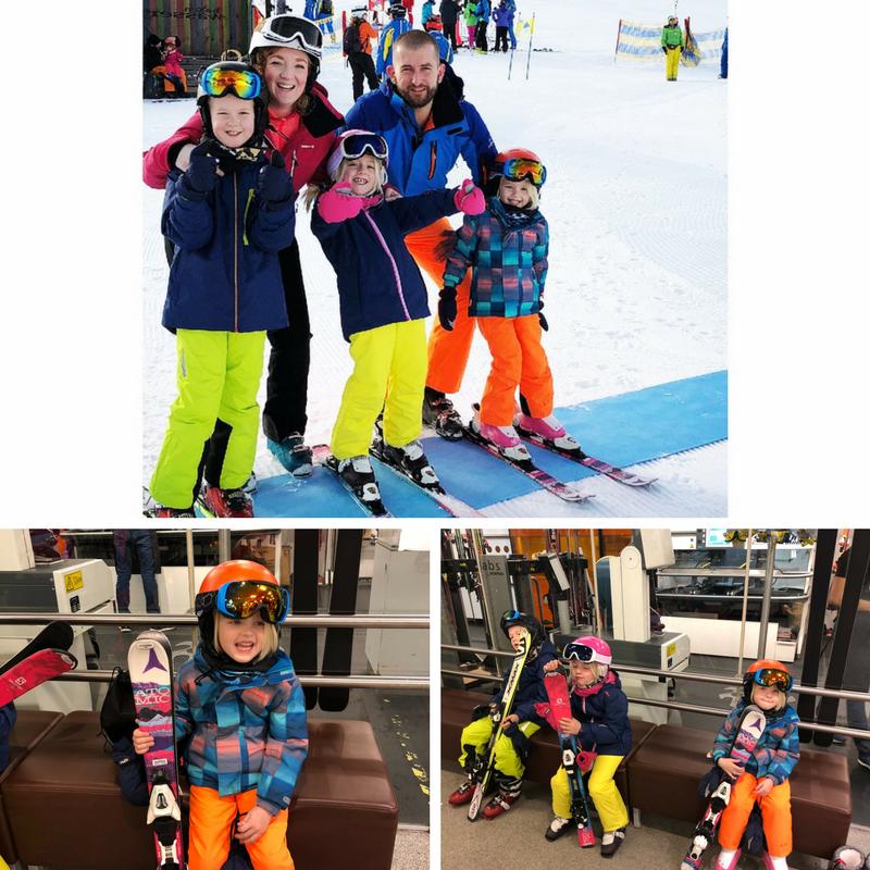 Skiuitrusting huren