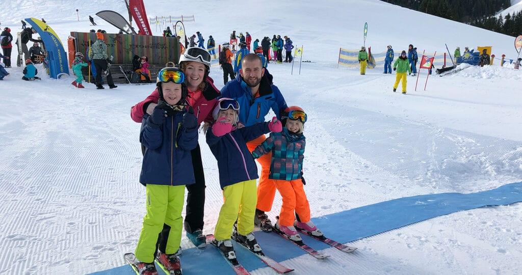 5 tips voor een ontspannen wintersport met kinderen