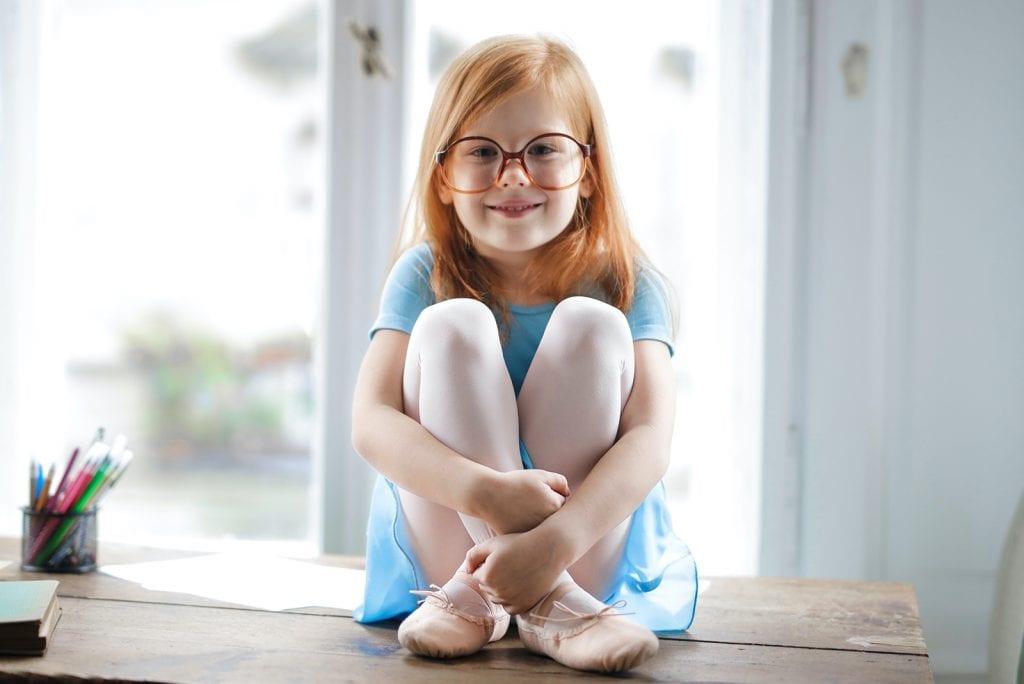 10 reden waarom roodharige kinderen geweldig zijn