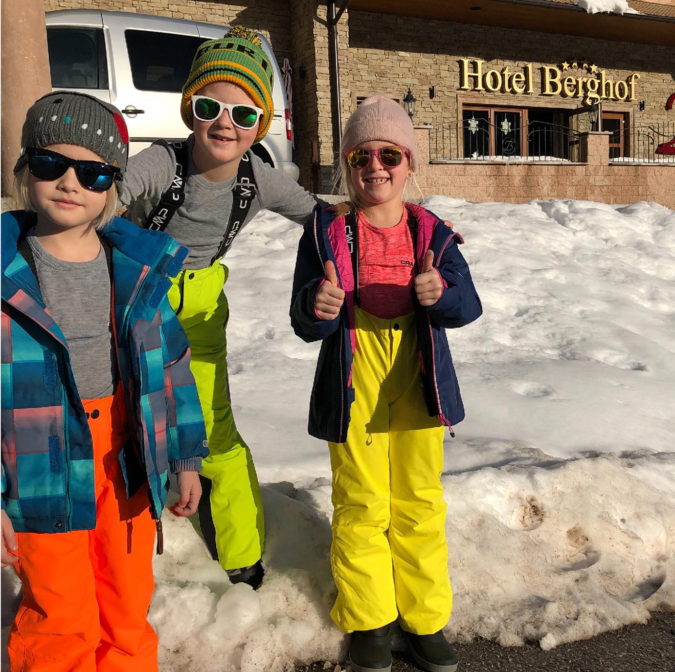 Wintersport naar Canada met de kinderen