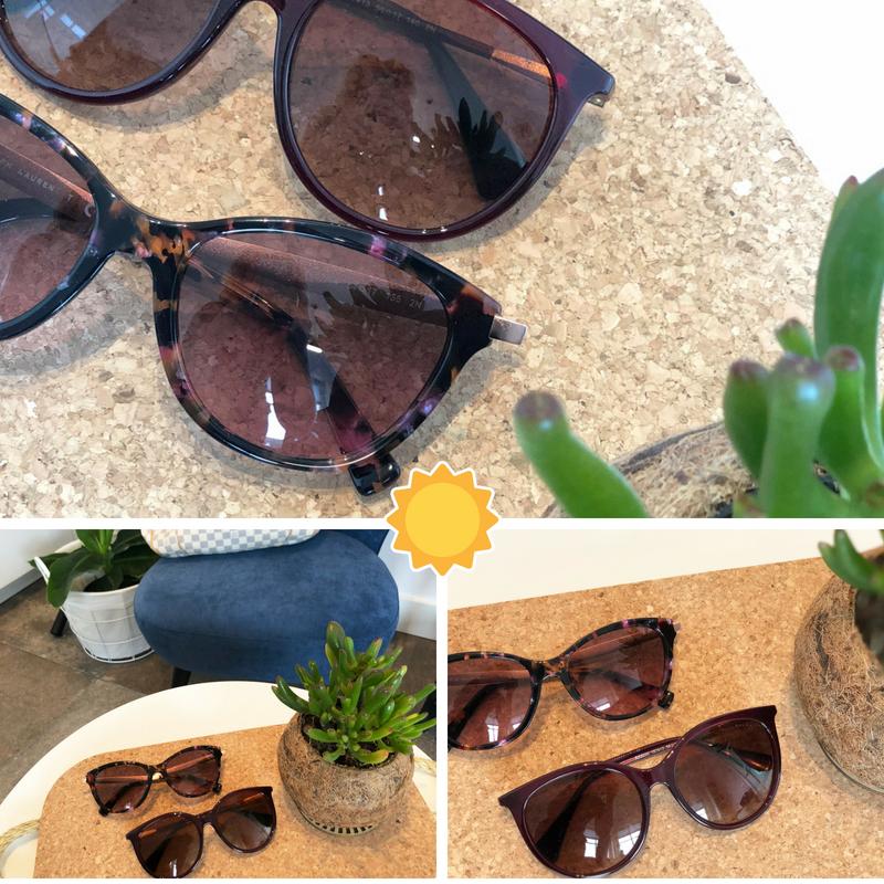 Collectie zonnebrillen