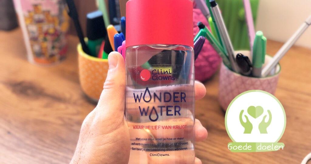 De oplossing voor moeilijke situaties: WonderWater!