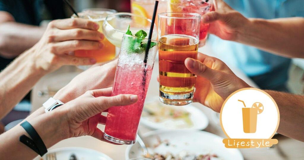 Lekkere drankjes voor ontspanning in de avond