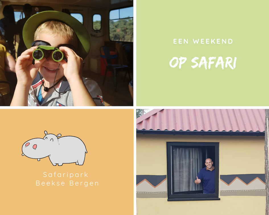 Weekendje Safaripark Beekse Bergen