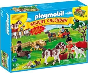 Adventkalender Playmobil boerderij