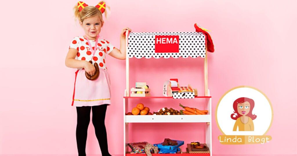 Dit nieuwe houten speelgoed van HEMA wil je hebben!