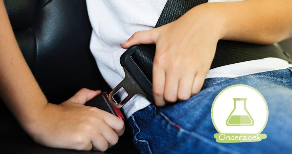 Schokkend: 8 op de 10 kinderen zit niet veilig in de auto