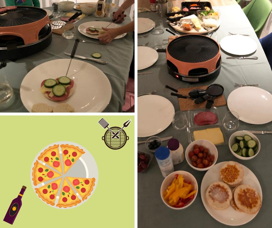 Pizzarette Grill 3-in-1