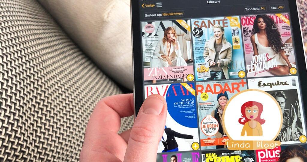 Geen rondslingerende bladen meer dankzij de nieuwe Readly app