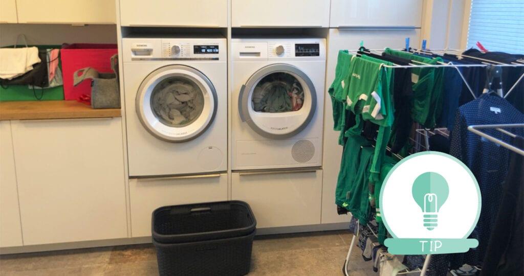 Wasmachine draait overuren? Ik geef 8 handige wastips!