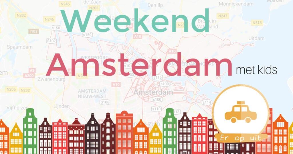 Naar Amsterdam met kinderen: onze tips! (winter editie)