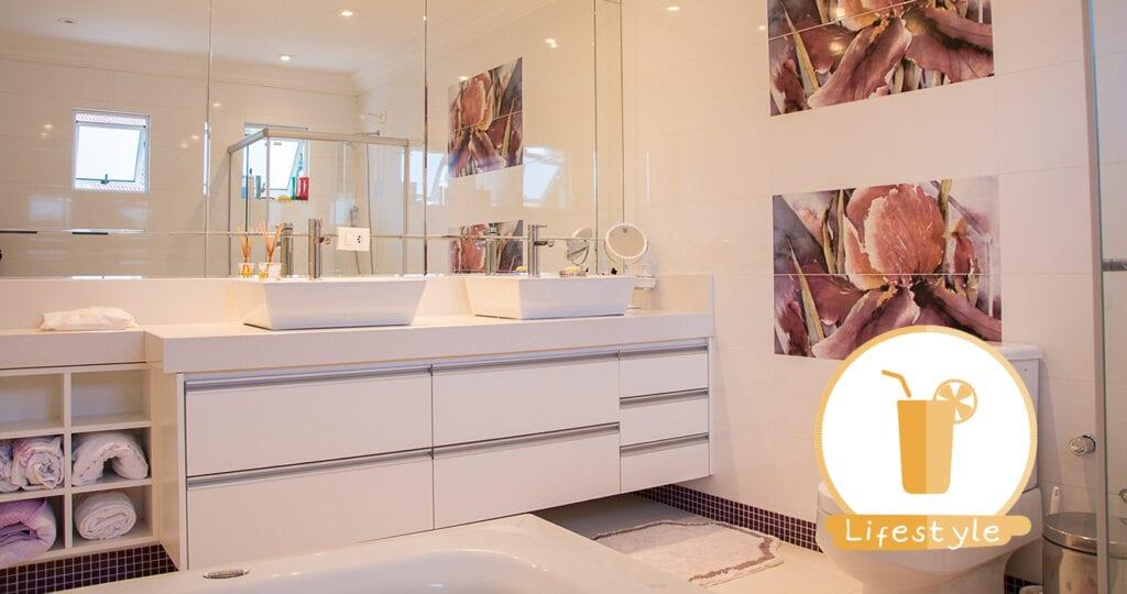 Mijn tips voor het inrichten van je nieuwe badkamer!