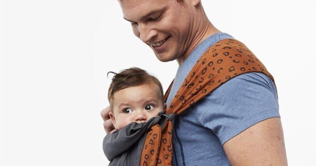 Heb jij de HEMA babydraagzak al gespot?