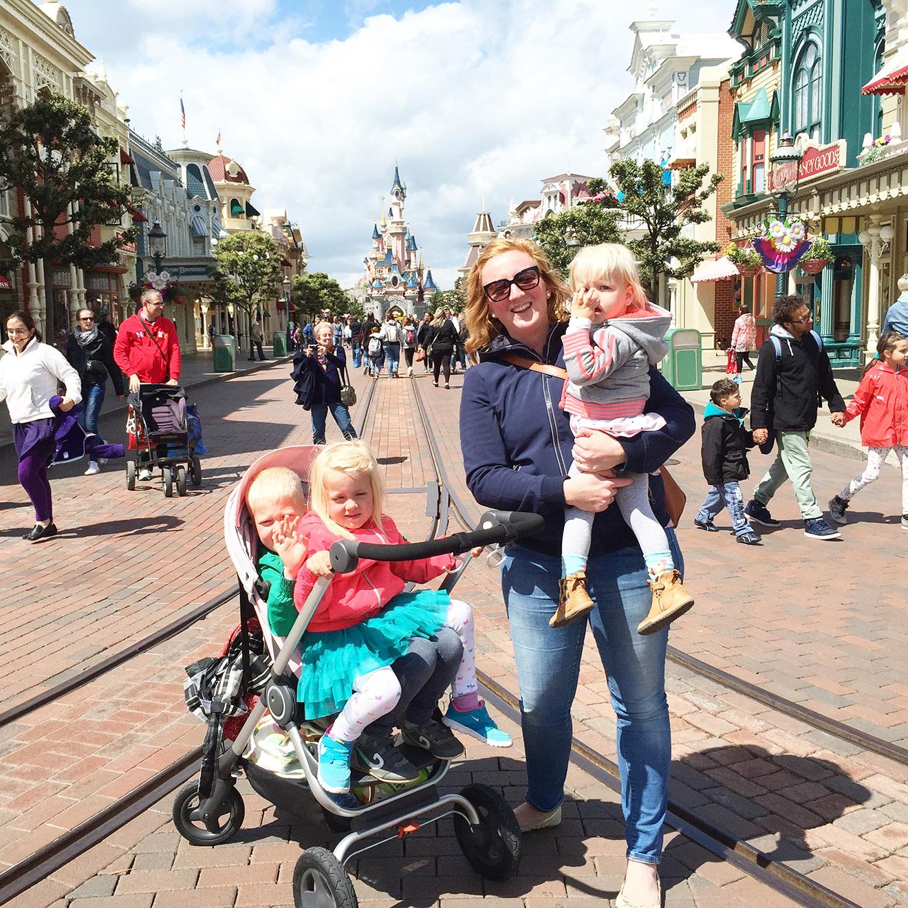 Disneyland met Kerst