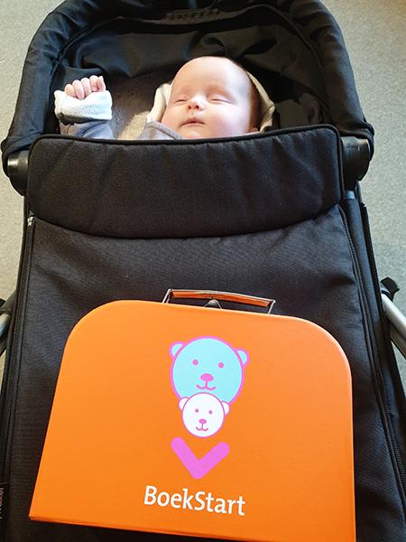 Boekstart voor baby's