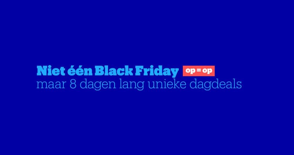 De beste Black Friday deals bol.com
