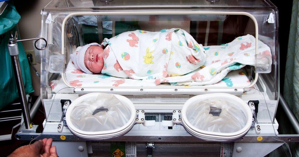 Onze dochter werd te vroeg geboren