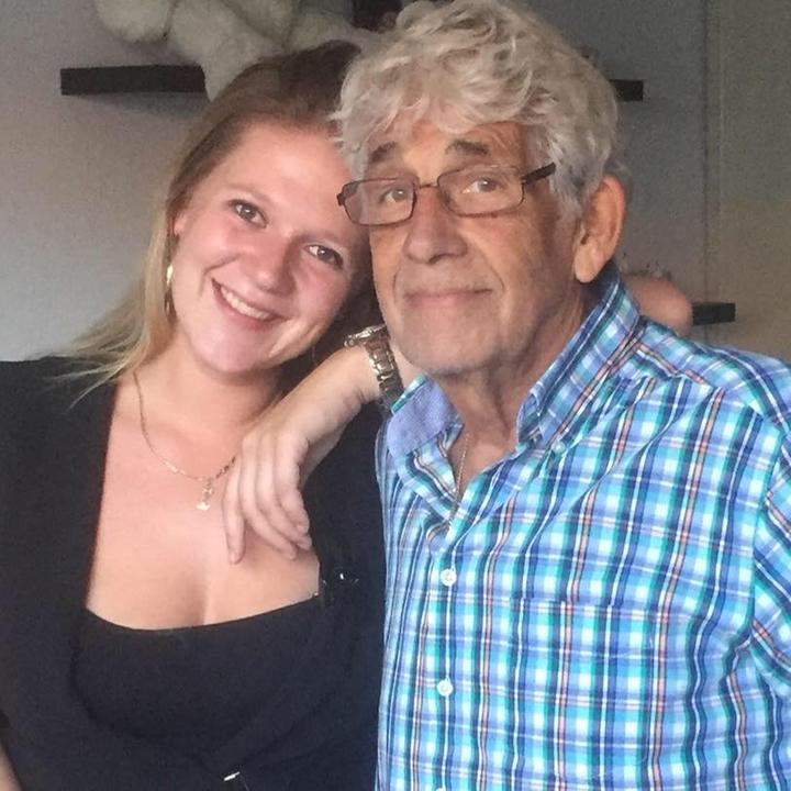 Mijn opa en ik
