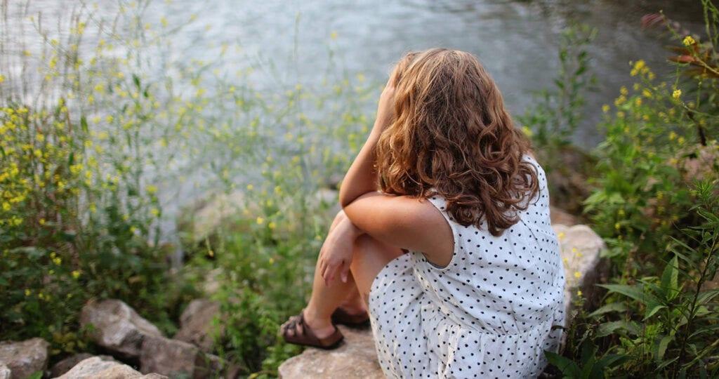 Op jonge leeftijd drie miskramen en een gebroken relatie