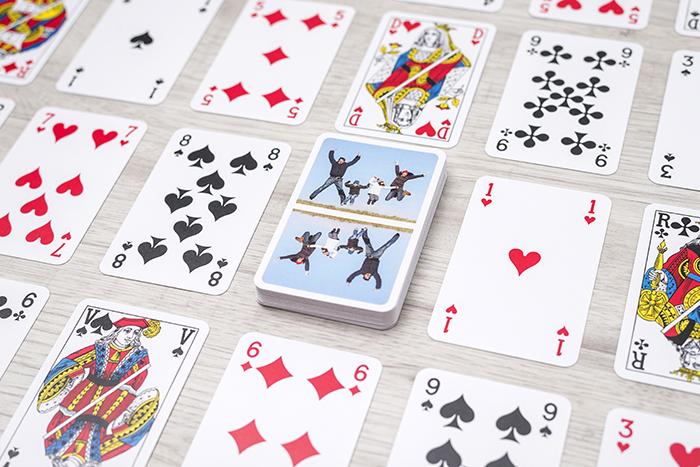 Persoonlijke speelkaarten