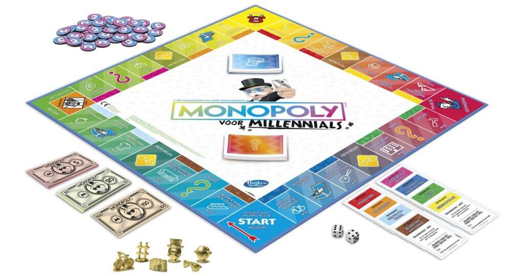 Review Monopoly Millennials: geld maakt niet gelukkig!