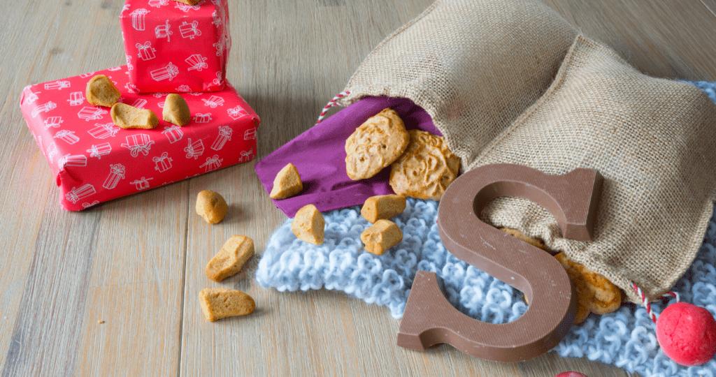 De vier cadeautjes regel voor Sinterklaas